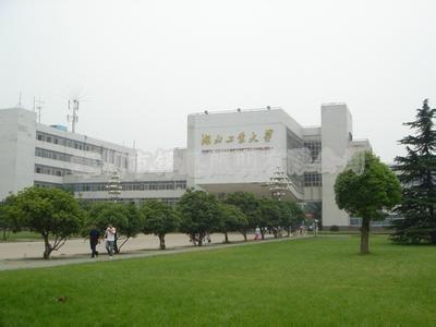 湖北工业大学LED灯照明
