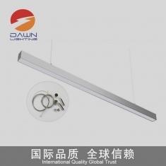 浅析LED洗墙灯与LED线条灯的区别!